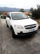 HOLDEN CAPTIVA 2009 TURBO DIESEL Claremont Glenorchy Area Preview