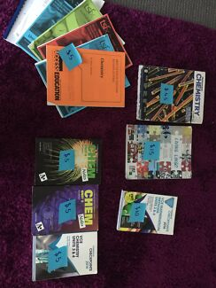Wanted: VCE textbooks and notes