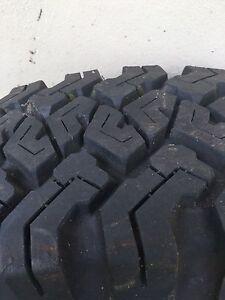 Dunlop Road Gripper tyre Bairnsdale East Gippsland Preview