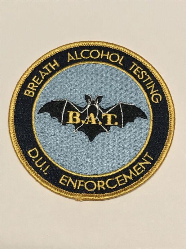 Nashville Tennessee Metro Police Department DUI Enforcement BAT Alcohol Testing