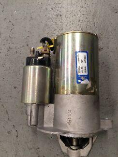 Ford Explorer starter motor.