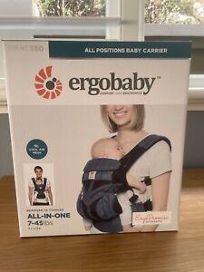 Ergobaby Omni 360 Baby Carrier - Indigo Weave