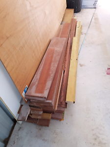 Jarrah, treated pine and plywood Eden Hill Bassendean Area Preview
