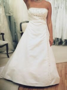 Wedding dress - Yorkton area