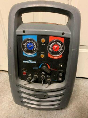 Robinair Refrigerant Recovery Machine 25200B 115v 60 HZ