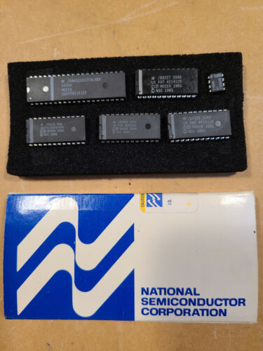 MM54104 MOZER Digitalker - NEW - National Semiconductor with extended ROMS SSR