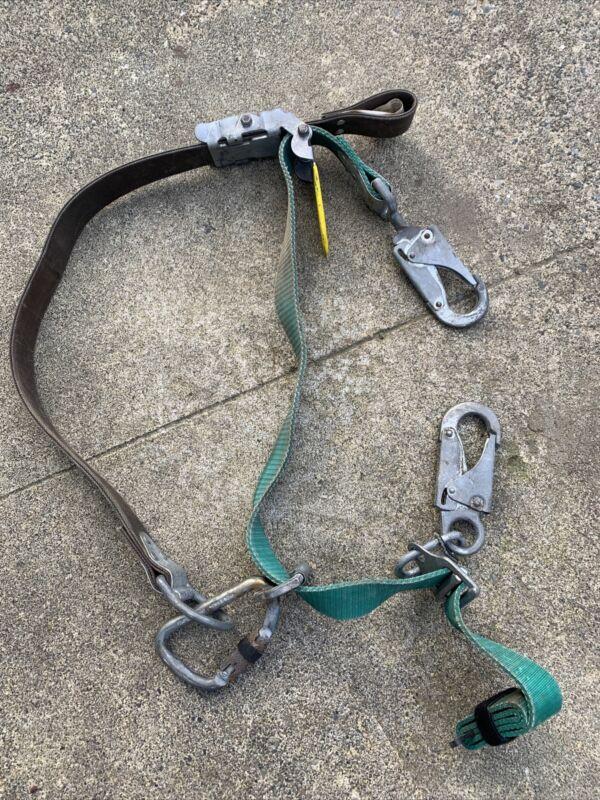 Buckingham BuckSqueeze Lineman Climbing Belt