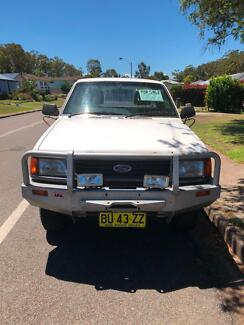 Ford Courier 4x4 1997