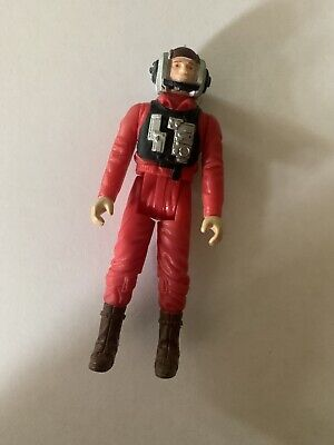 Star Wars Vintage B-Wing Pilot figure