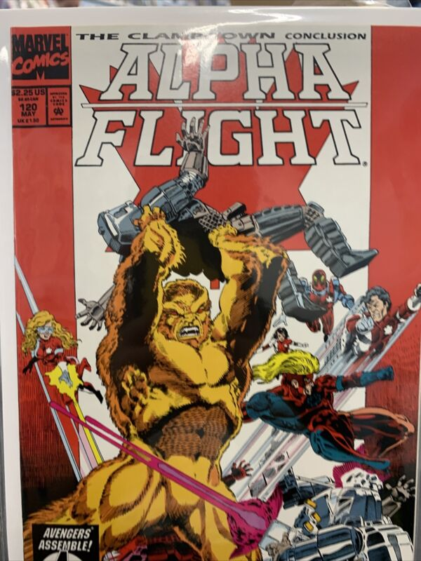 Alpha Flight #120