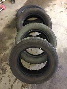 225/65R17 Winter Tires (4) Nitto NT90W