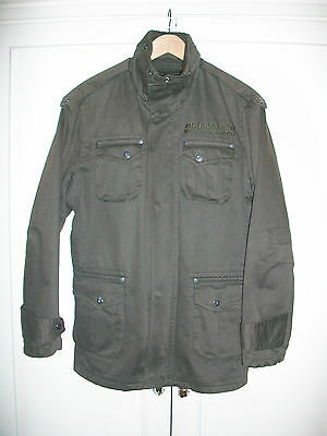Abrigo verde QUEBRAMAR men talla L RED LABEL / Casual Menswear jacket Size L segunda mano  Madrid