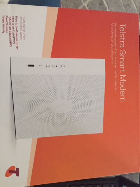 Telstra Smart Modem DJA0230 (Brand new in box) | Modems & Routers