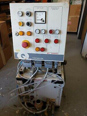Edwards Qdp40 Vacuum Pump