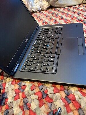 Dell latitude E7450 Laptop. 500gb 4gb Ram