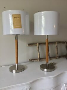 Two excellent  quality Table Lamps