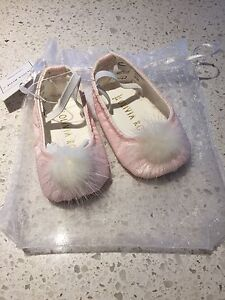Brand New Olivia Rose Baby Shoes 0-6months