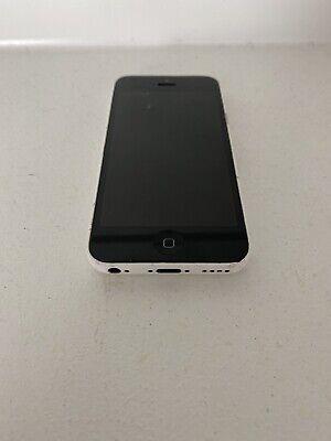 Apple iPhone 5c - 8GB - White (Verizon) A1532 (CDMA + GSM) Weak Batt 6R