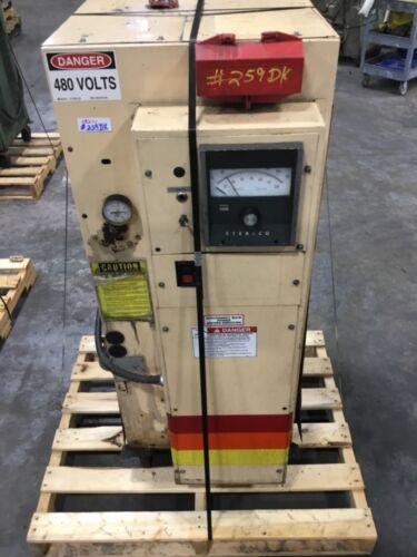 Sterlco F6016-MX Oil Heater Heating Temperature Control 460V #259DK