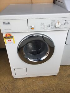 miele novotronic washing machines dryers gumtree australia rh gumtree com au User Manual Template Instruction Manual