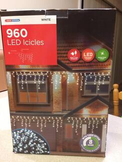 Icicle Lights 960 LED