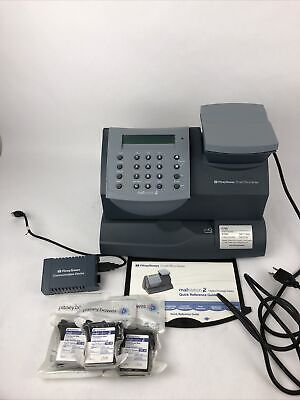 Pitney Bowes Small Office Series K7m0 Mailstation 2 3 Ink Catridges And Comm.