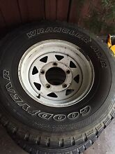 Land Rover wheels and tyres Midway Point Sorell Area Preview