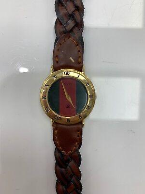 407da46b895 Women s Vintage Gucci 3000L Watch Quartz Movements
