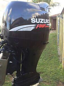 140hp Four Stroke Suzuki 2008 Long Shaft $5999  Collingwood Park Ipswich City Preview