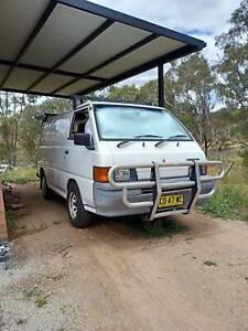 1990 Mitsubishi Express SWB Manual Van/Minivan