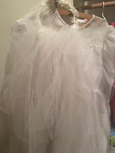 Holy communion dress  Cambridge Kitchener Area image 2