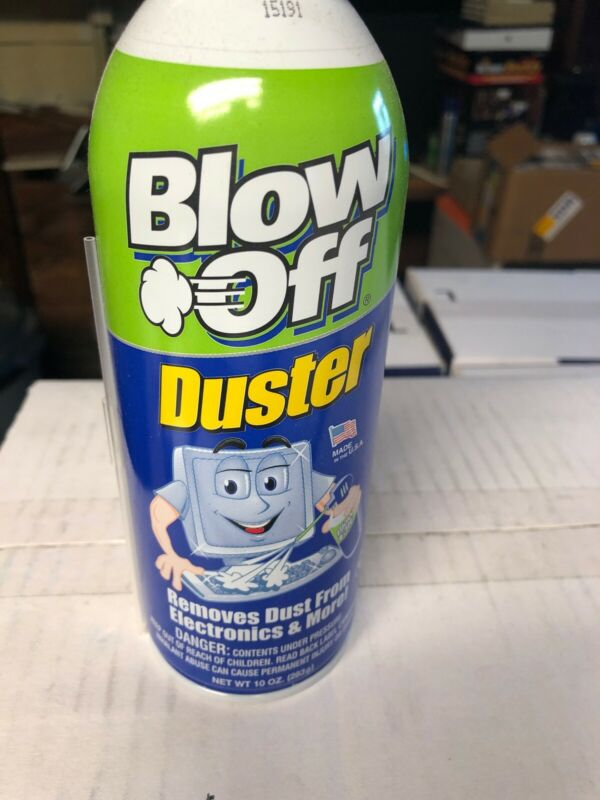 Blow Off Duster - Air In A Can