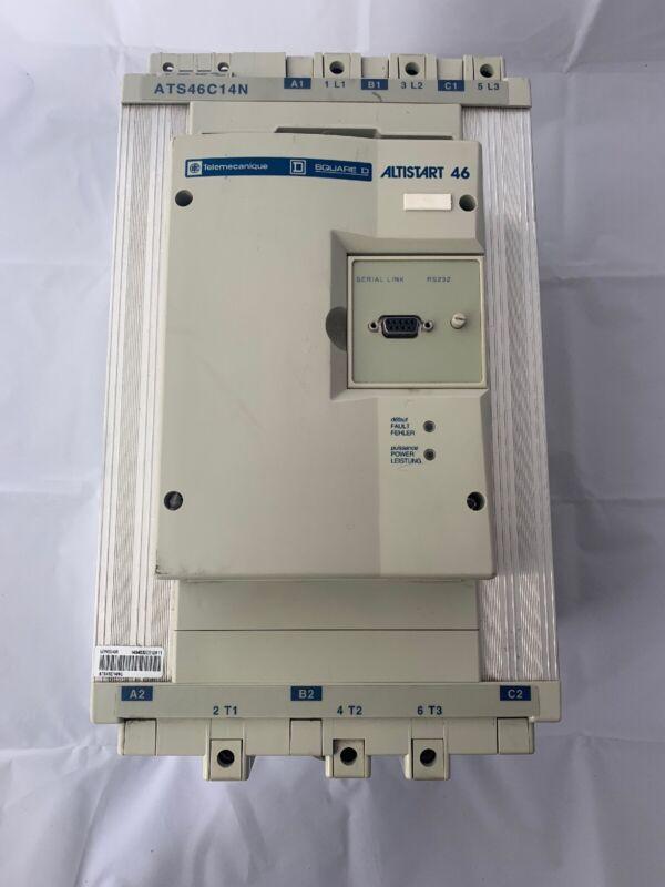 Telemecanique-Square D Altistart 46 ATS46C14N