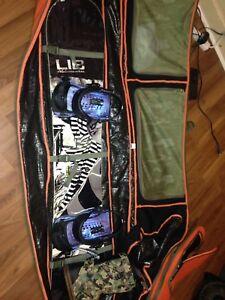 Selling Snowboarding Gear!