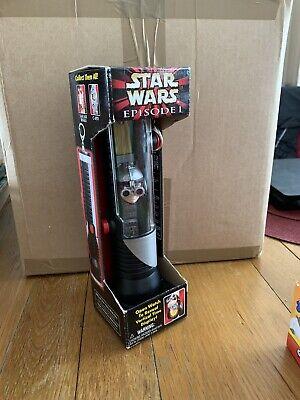 Star Wars Episode 1 Collector Watch With Lightsaber Display Case - A Skywalker