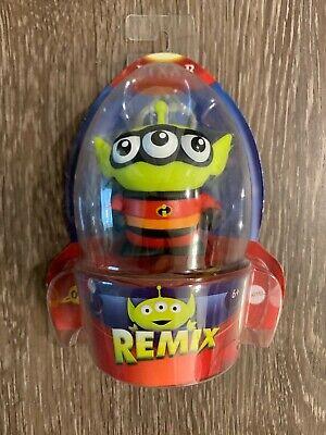 New! Disney PIXAR Remix Toy Story Alien 05 Mr. Incredible