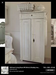 WANTED ARMOIRE