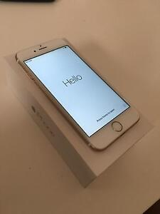 IPhone 6 128gb Rose Gold Excellent condition Belmore Canterbury Area Preview
