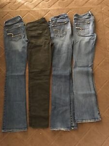 American Eagle Jeans Women Size 4 Regular