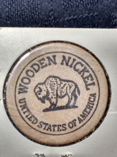 The Salvation Army Wooden Nickel United States Cape Girardeau MO