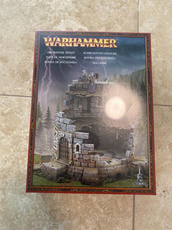 Warhammer - Dreadstone Blight (New Sealed)