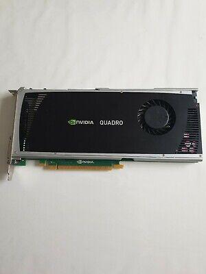 PNY NVIDIA Quadro 4000 (2048 MB) (VCQ4000-PB) Grafikkarte