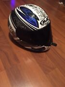 HJC Motorcycle Helmet Tapping Wanneroo Area Preview