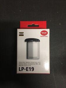 Canon LP-E19 Camera Battery