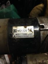 03 Mitsubishi reconditioned starter motor Butler Wanneroo Area Preview