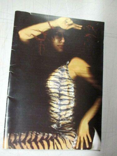 "TORI AMOS -""PLUGGED"" -1998 SOUVENIR BOOK"