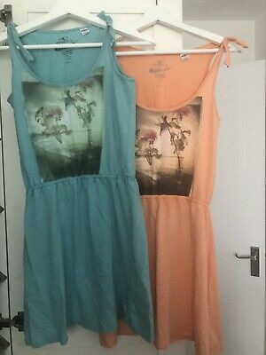 O'Neill Summer Dress x2 Size XS