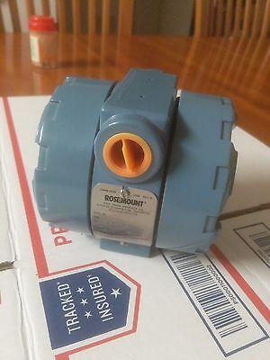 Rosemount 444rl2u1a2e5 Temperature Transmitter Warranty