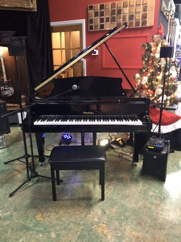 Nordiska Grand Piano 6