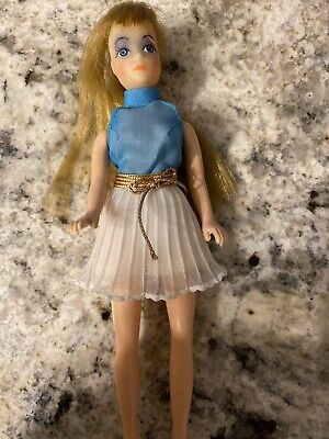 Vintage Clone Pippa Doll Made Hong Kong. With Pippa Dress And  Shoe